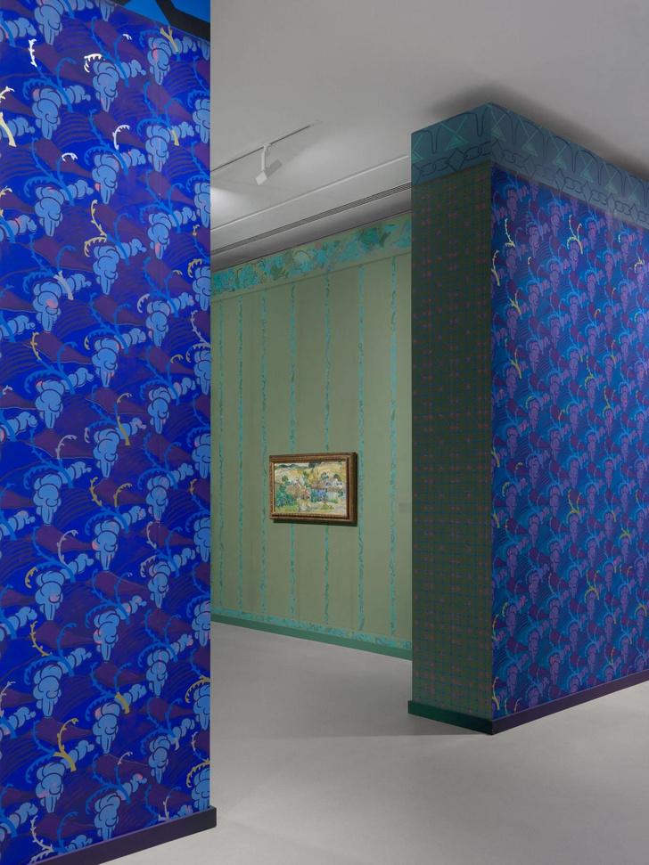 Фото №6 - Винсент Ван Гог и обои Лауры Оуэнс на выставке в Арле