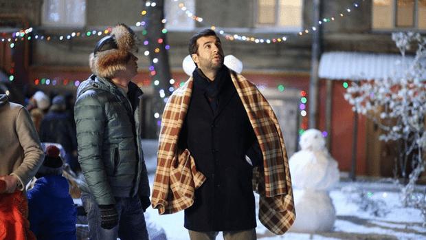 Фото №1 - Что смотреть зимой: 5 уютных фильмов о любви