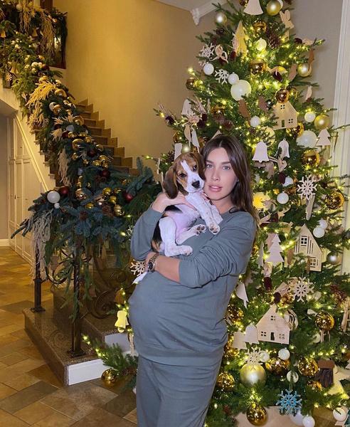 Кети Топурия стала мамой во второй раз