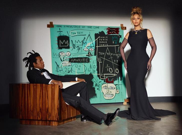Фото №2 - Во всем блеске: Бейонсе и Джей Зи в кампании Tiffany & Co.