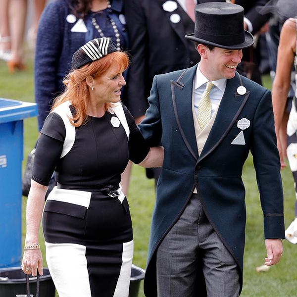 Фото №7 - Принцесса и жених: самое интересное на Royal Ascot 2017, день 4