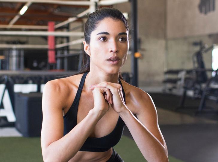 Фото №2 - Как совмещать тренировки и уход за кожей: 7 главных правил