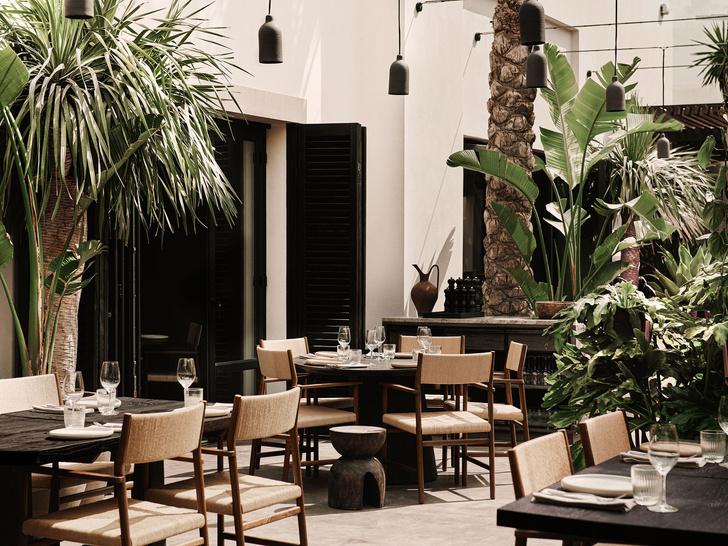 Фото №3 - Ресторан Nōema на греческом острове Миконос