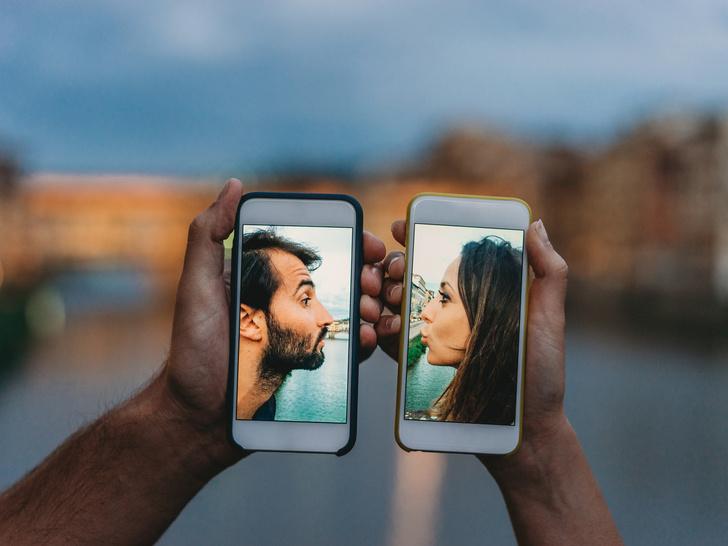 Фото №2 - Любовь по переписке: как мессенджеры спасают отношения