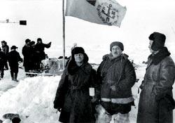 Фото №2 - Флаги на полюсе