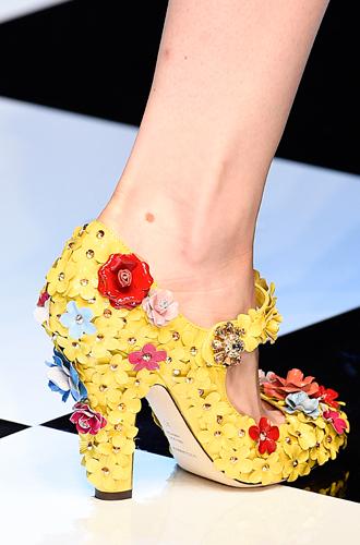 Фото №102 - Самая модная обувь сезона осень-зима 16/17, часть 2