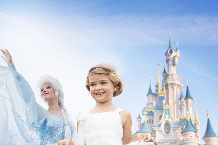 Фото №2 - В гостях у сказки: парижский Disneyland Park