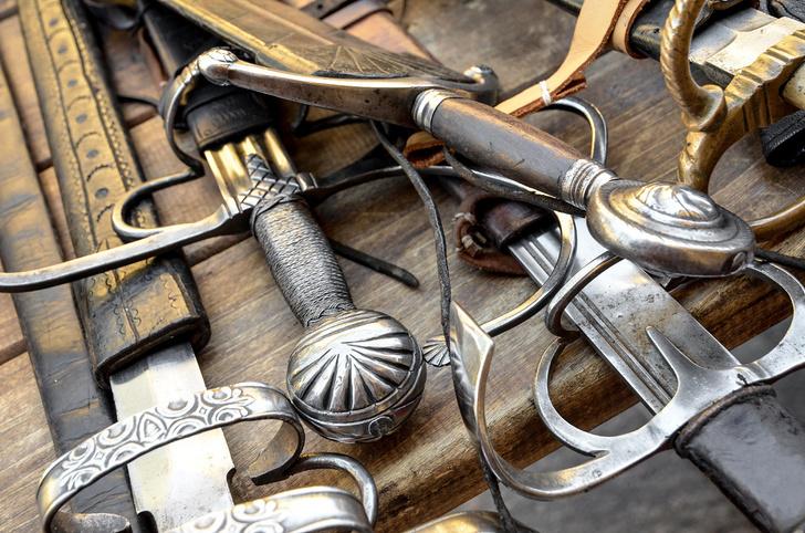 Фото №6 - Стальная воля: прошлое и настоящее толедских клинков