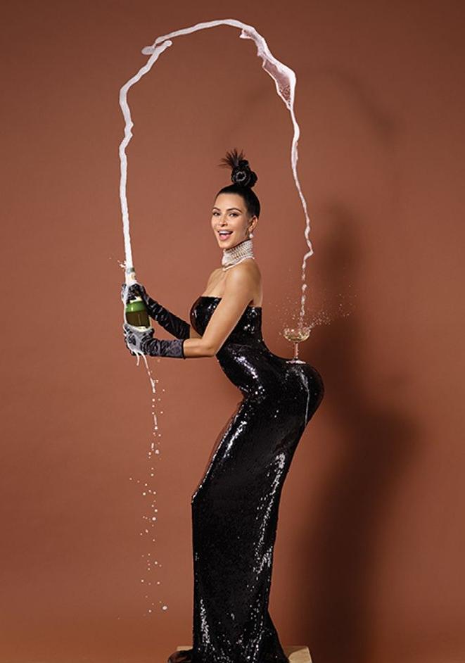 Фото №15 - Эталоны поп всех времен— от Прекраснозадой Венеры до Ким Кардашьян