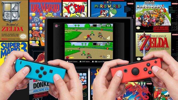 Фото №1 - Nintendo сделала доступной классику SNES всем владельцам Switch. Бесплатно!