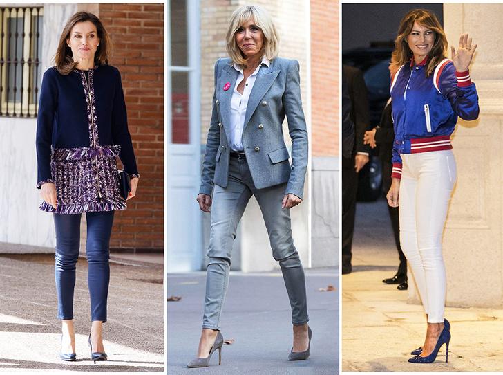 Фото №1 - Как (и благодаря кому) джинсы стали частью делового дресс-кода