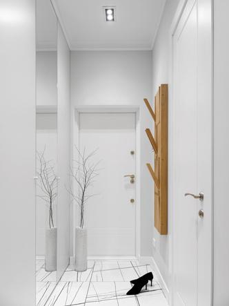 Фото №6 - Элегантная московская квартира в серых тонах 100 м²