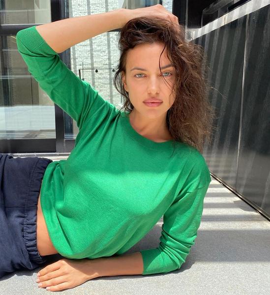 <p>Ирину считают одной из самых сексуальных моделей</p>