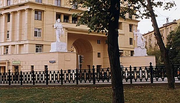 Фото №96 - Москва киношная: 125 культовых мест