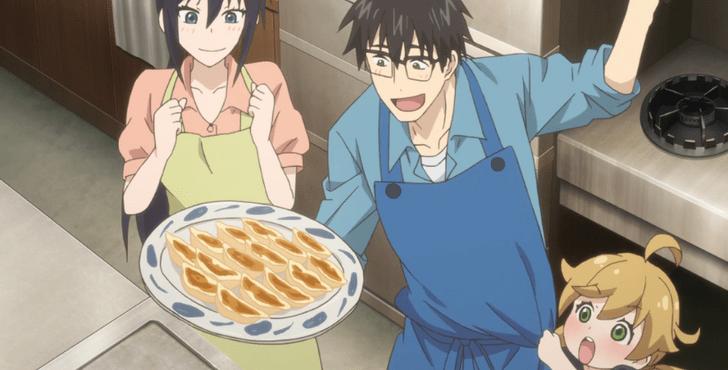 Фото №7 - Топ кулинарных аниме, в которых готовят самые аппетитные блюда 🍱