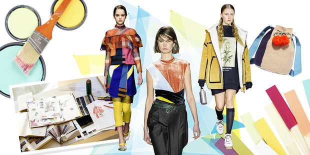 Фото №1 - Откуда берется мода?