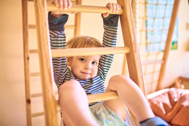 гимнастика для детей до трех лет