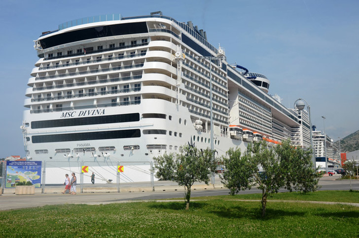 Фото №8 - 10 самых больших круизных лайнеров мира