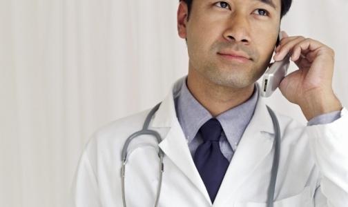 Фото №1 - Врач рассказал пациентам, как надо общаться со своим доктором по телефону
