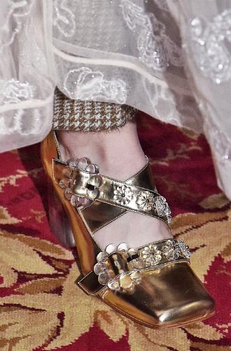 Фото №20 - Самая модная обувь сезона осень-зима 16/17, часть 1