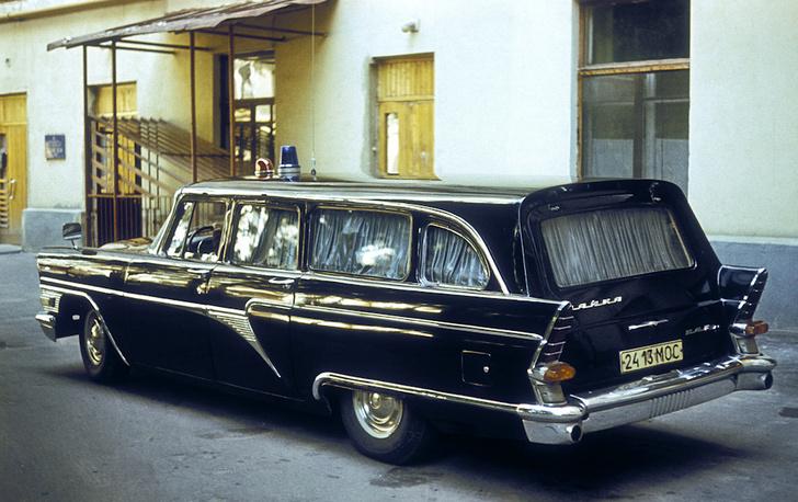 Фото №5 - 7 фактов про самый красивый советский автомобиль— «Чайка»