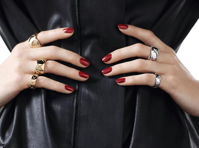 Фото №8 - Кира Найтли в рекламе новой коллекции Chanel Coco Crush