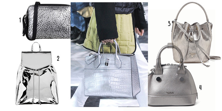 Фото №6 - Самые модные сумки этой осени