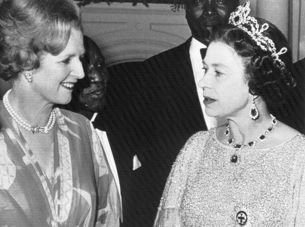 Фото №2 - Холодная война: другая правда об отношениях Королевы и Маргарет Тэтчер