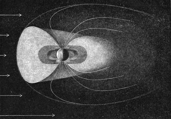 Фото №1 - Лучистые кольца Земли
