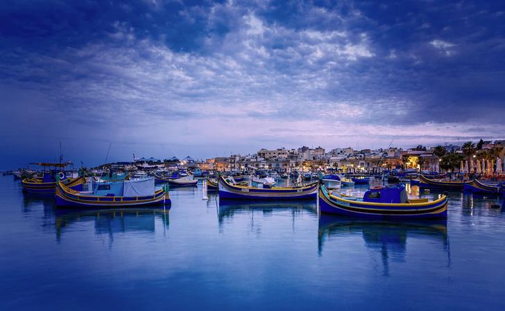 Фото №1 - Один кадр: Мальта
