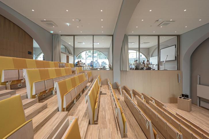 Фото №5 - Новое здание медицинского института в Зальцбурге
