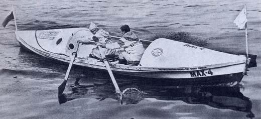 Фото №3 - К старту большого плавания