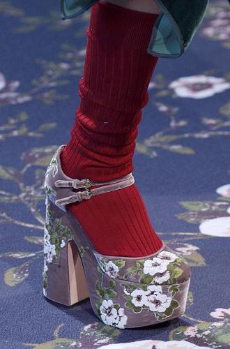 Фото №30 - Самая модная обувь сезона осень-зима 16/17, часть 2