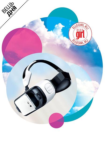 Очки виртуальной реальности Samsung Gear VR Innovator Edition
