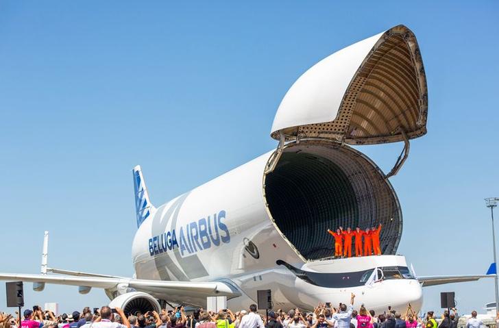 Фото №2 - Airbus Beluga XL начал коммерческие полеты