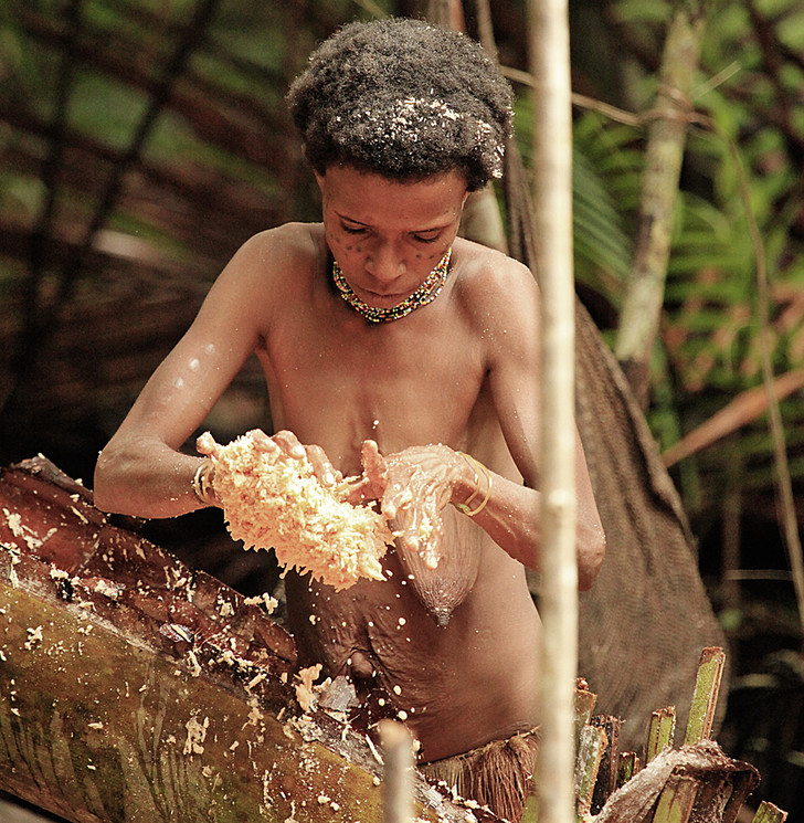 Фото №7 - Люди железного леса: как устроена жизнь в племени короваев