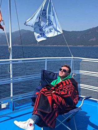 Фото №2 - Родные просторы: бьюти-экспедиция на Байкал