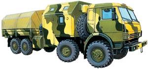 Фото №2 - Военно-грузовое такcи