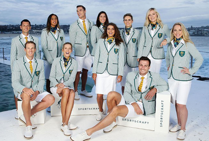 Фото №17 - От Лубутена до H&M: самая обсуждаемая форма олимпийцев-2016