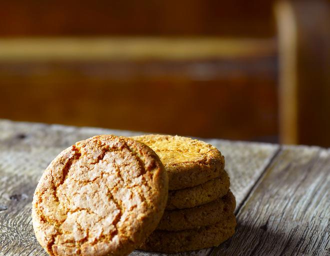 печенье из киселя рецепт