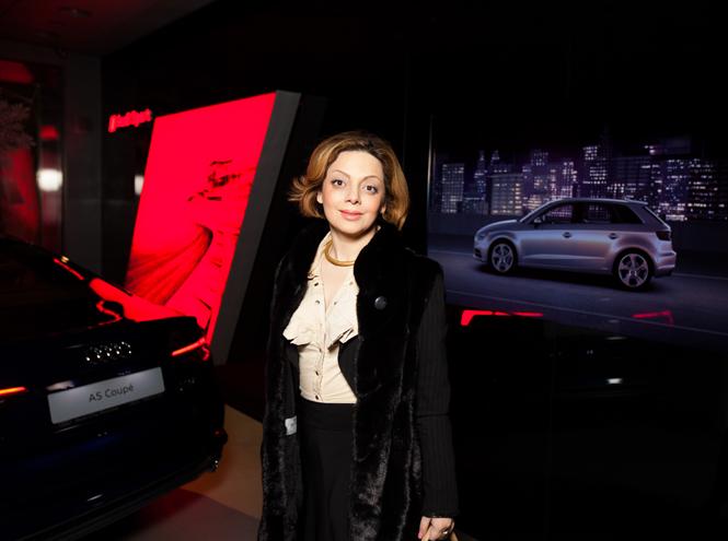 Фото №6 - Audi City Moscow познакомил российских знаменитостей с «Персональным покупателем»