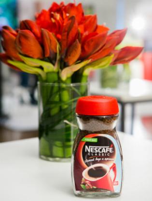 Фото №2 - Вышел новый вкус Nescafé Classic