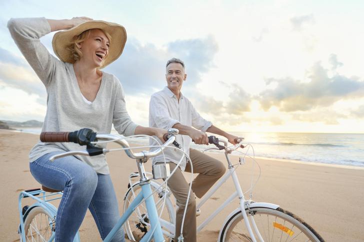 Фото №1 - Какие качества особенно ценят в женщинах мужчины за 50 лет