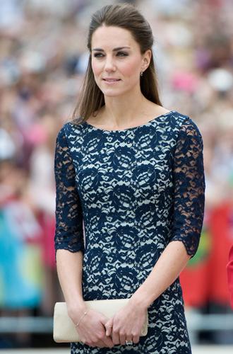 Фото №32 - Драгоценности герцогини: любимые ювелирные бренды Кейт Миддлтон