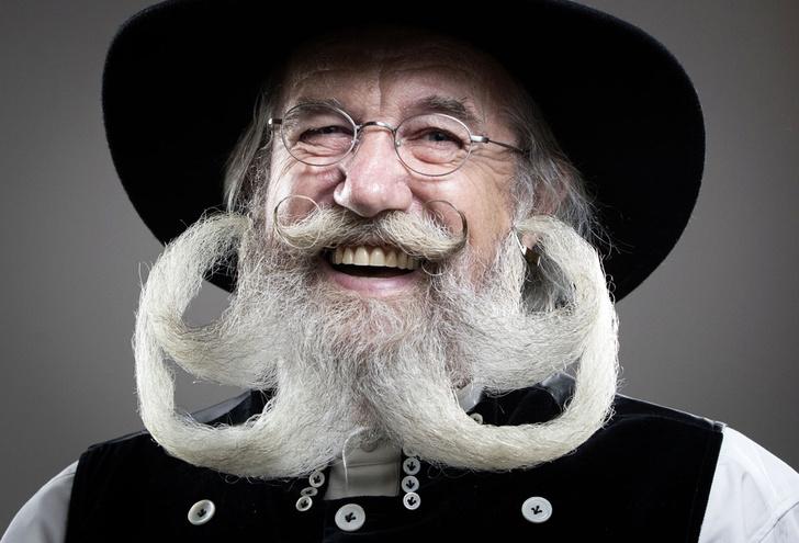 Фото №1 - Мужское достоинство: цифры и факты о мужской бороде