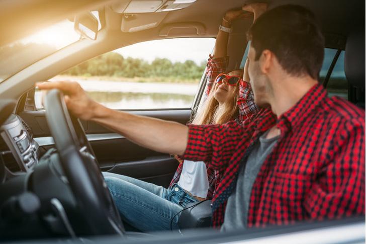 Фото №2 - Какое место в автомобиле самое безопасное