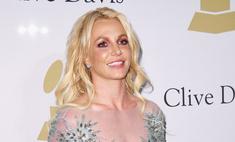 Бритни Спирс показала свое самое счастливое платье