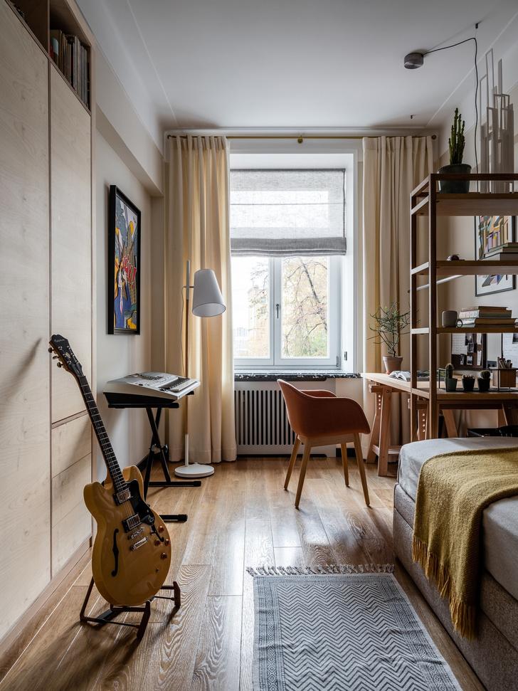 Фото №1 - Вопросы читателей: как организовать творческую студию в квартире