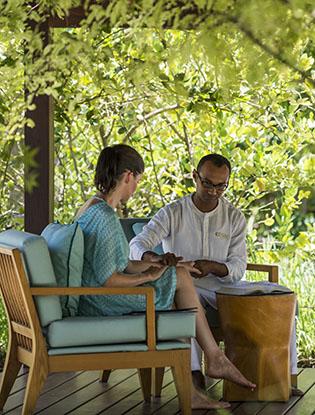 Фото №8 - Мальдивы: роскошный отдых по законам аюрведы