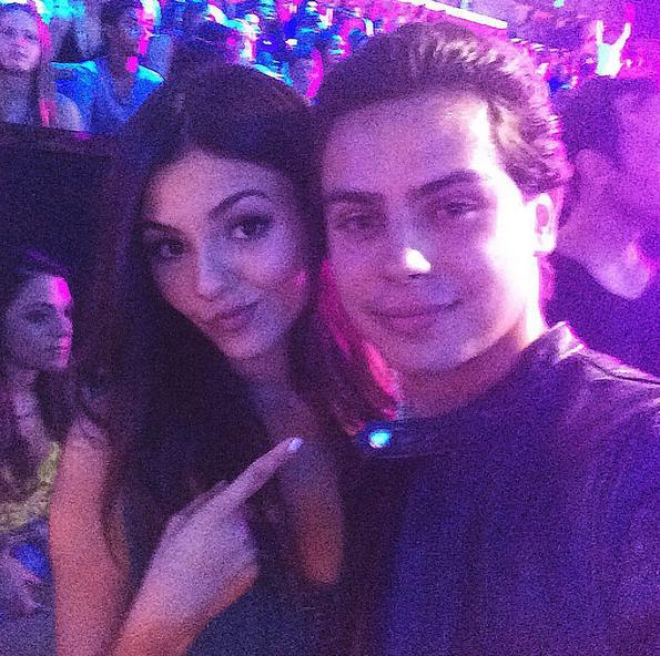 Фото №19 - Звездный Instagram: Teen Choice Awards 2015